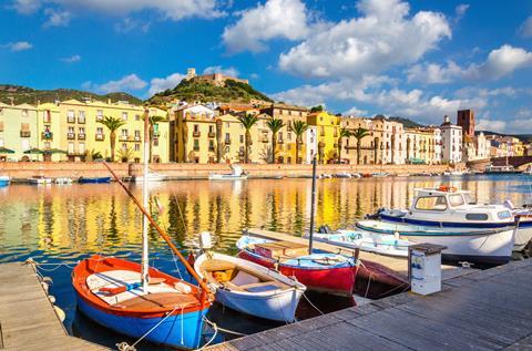11 daagse fly drive Genieten op Sardinië