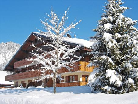 Wintersport Chatelreservation in Châtel (Franse Alpen, Frankrijk)