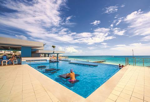 RIU Cancun Mexico Yucatan Cancun sfeerfoto 3