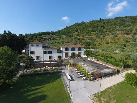 Villa Grassina Italië Toscane Pelago sfeerfoto 3