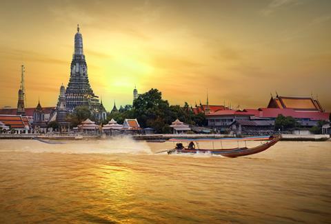 22-daagse rondreis Thailand Compleet (winter)
