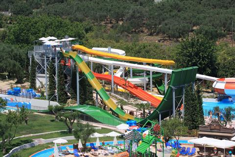 SPLASHWORLD Aqua Bay