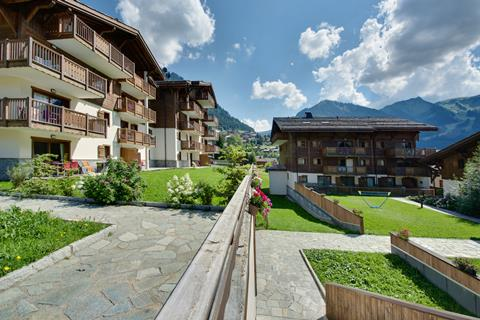 Residence CGH Les Chalets d'Ang�le
