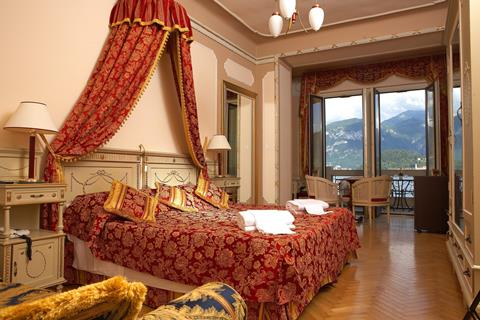 Grand Hotel Britannia Excelsior Italië Comomeer Griante-Cadenabbia sfeerfoto 4