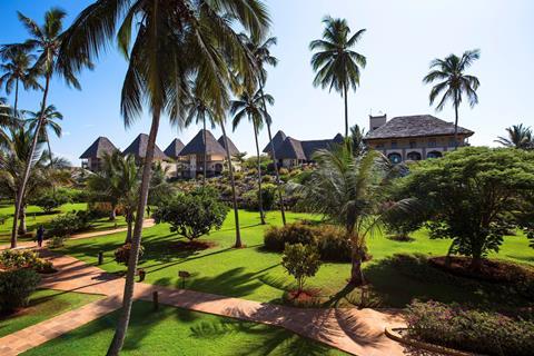 Neptune Pwani Beach Resort & Spa Tanzania Zanzibar Pwani Mchangani sfeerfoto 1