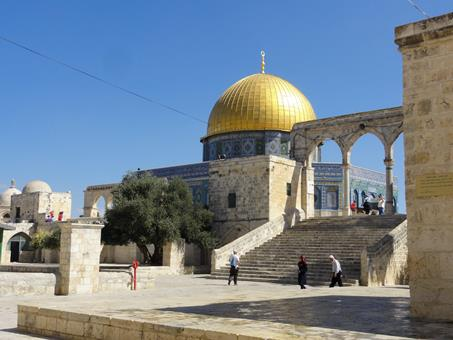 8-daagse rondreis Imposant Israel