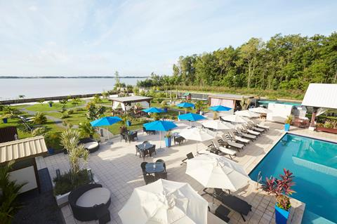 Marriott Courtyard Paramaribo