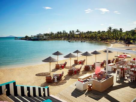 LUX* Grand Gaube Resort Mauritius Noordkust Grand Gaube sfeerfoto 2