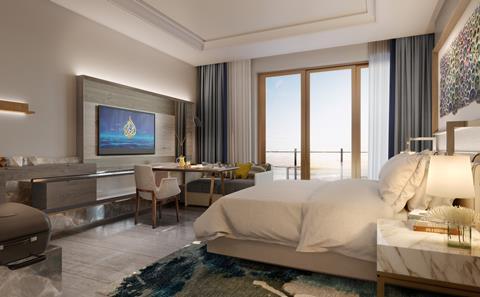 Hilton Abu Dhabi Yas Island ervaringen TUI