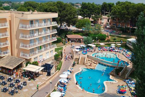 All inclusive vakantie ClubResort Palma Bay in El Arenal (Mallorca, Spanje)