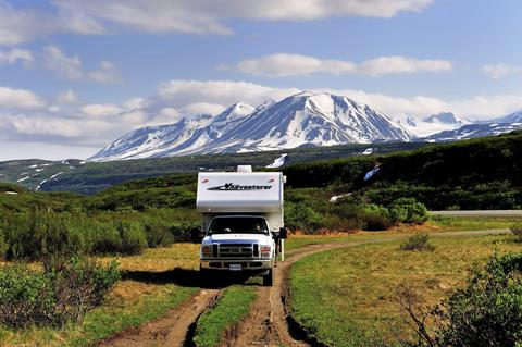 21-daagse rondreis Camper Adventure West-Canada XL