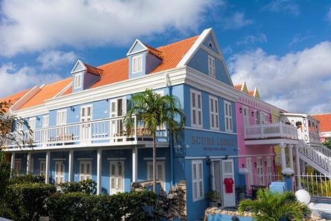 Scuba Lodge & Ocean Suites Curaçao Curaçao Willemstad sfeerfoto 3