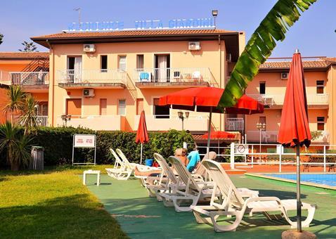 Villa Giardini Italië Sicilië Giardini-Naxos sfeerfoto 1