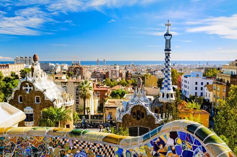 8-daagse Middellandse Zee cruise vanaf Barcelona