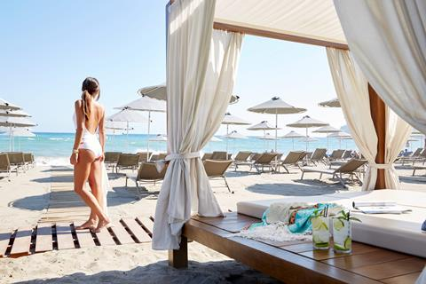 Minoa Palace Beach Resort & Spa Griekenland Kreta Platanias sfeerfoto 1