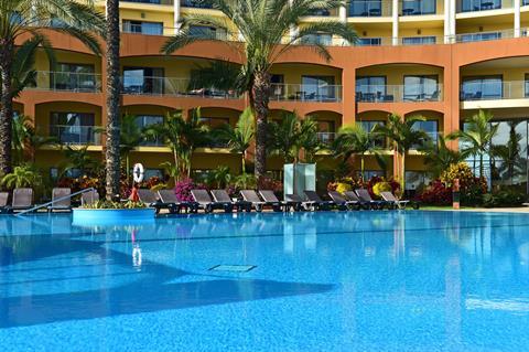 Pestana Promenade Premium Ocean & Spa Resort Portugal Madeira Funchal sfeerfoto 2