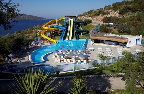 Bodrum Holiday Resort & Spa Turkije Egeïsche Kust Bodrum-Içmeler sfeerfoto 1