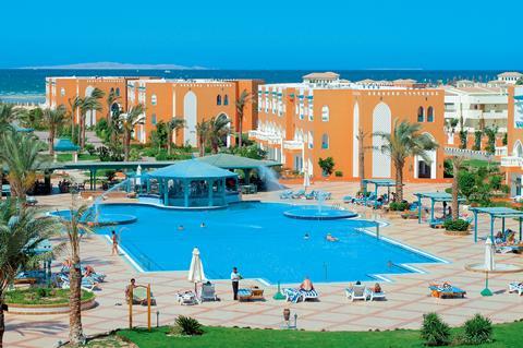 Goedkope familievakantie Hurghada - Sunrise Garden Beach