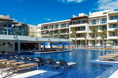 Royalton Riviera Cancun Mexico Yucatan Rivièra Maya sfeerfoto 2
