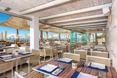 Amare Beach Hotel Marbella Spanje Andalusië Marbella sfeerfoto 3