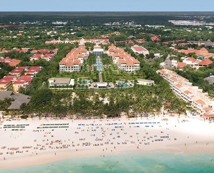 RIU Palace Mexico Mexico Yucatan Playa del Carmen sfeerfoto 2