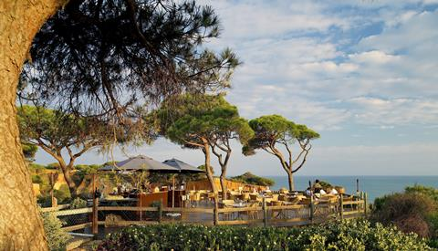 Pine Cliffs Resort Portugal Algarve Praia da Falésia sfeerfoto 1