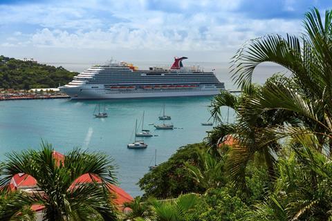 12 dg Westelijke Caraibische cruise vanaf Miami