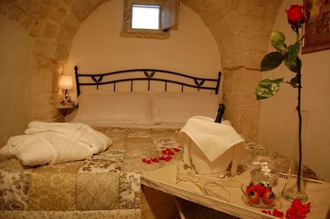 Trulli Holiday Italië Puglia Alberobello sfeerfoto 4