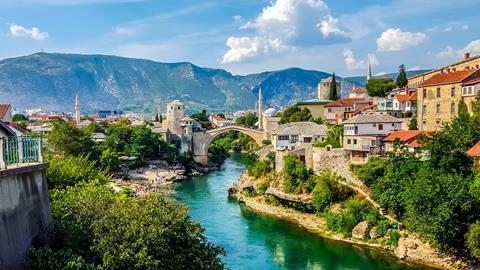 8-daagse rondreis Ontdek de Balkan