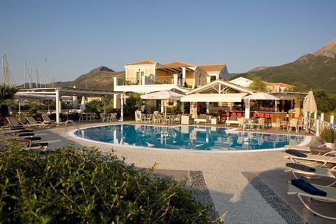 Iris Griekenland Lefkas Nidri sfeerfoto groot