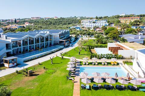 Goedkope familievakantie Zakynthos - SPLASHWORLD Aqua Bay Suites