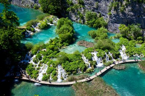 Goedkope familievakantie Plitvice Meren - Plitvice Holiday Resort