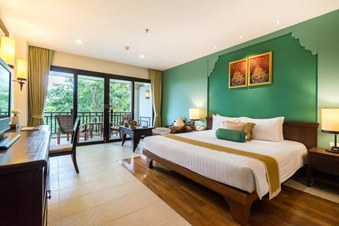 Ravindra Beach Resort & Spa Thailand Golf van Thailand Jomtien sfeerfoto 2