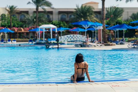 Desert Rose Egypte Hurghada Hurghada-stad sfeerfoto 3