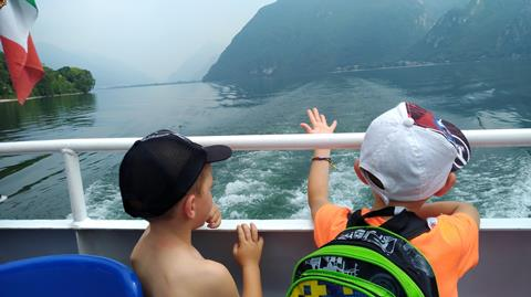 Sfeerimpressie 8-daagse rondreis Actief met de kids in Italië