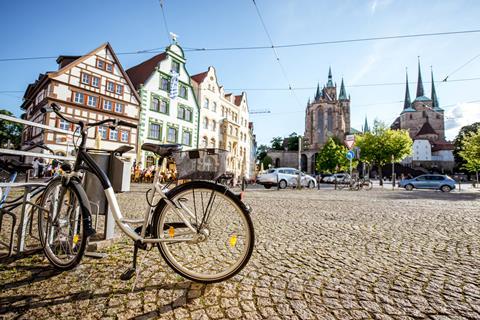 8-daagse fietsreis Thüringerwald