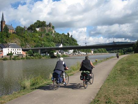 5-daagse standplaatsreis Saarburg
