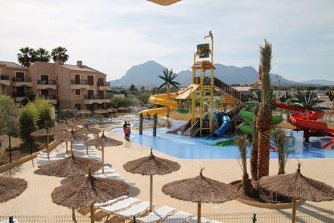 Albir Garden Resort & Aquapark Spanje Costa Blanca Albir sfeerfoto 1