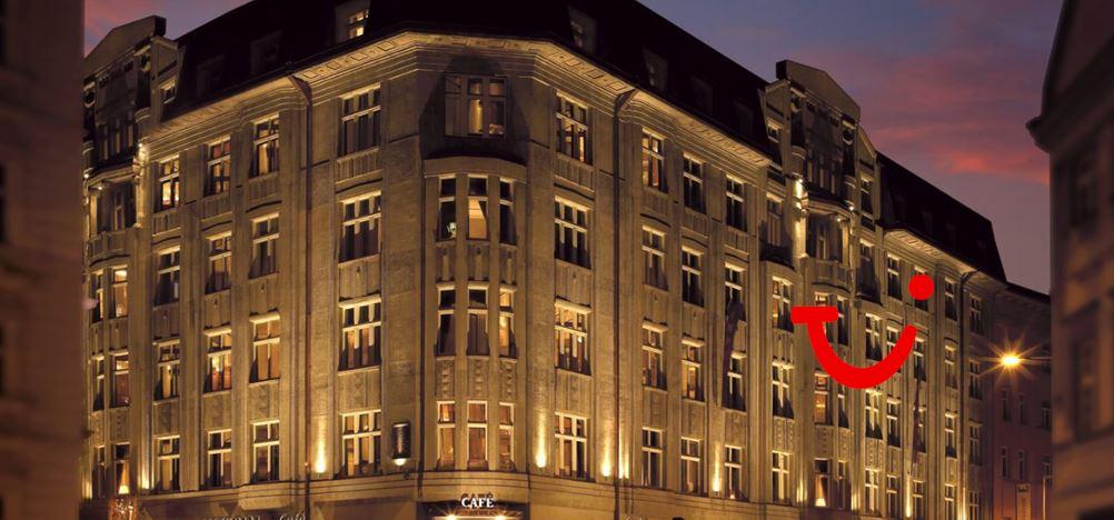 Art deco imperial hotel praag tsjechi tui - De kosten deco ...