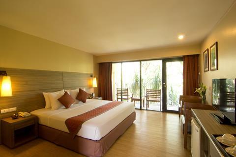Green Park Resort Thailand Golf van Thailand Pattaya sfeerfoto 3