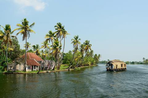 18-daagse rondreis Tropisch Zuid-India