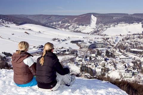 TIP skivakantie Hessen ⛷️Waldhotel Willingen