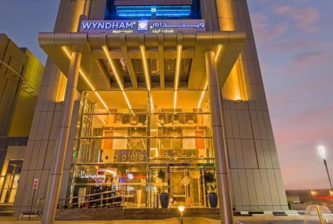 Wyndham Dubai Marina Formule 1