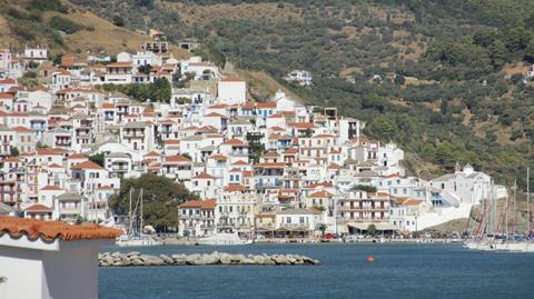 Sunrise Village Griekenland Skopelos Skopelos-stad sfeerfoto 3