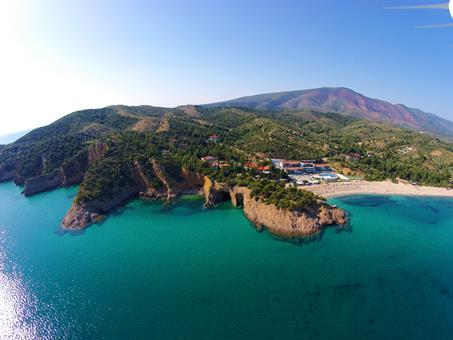 Goedkope vakantie Thassos 🏝️Blue Dream Palace