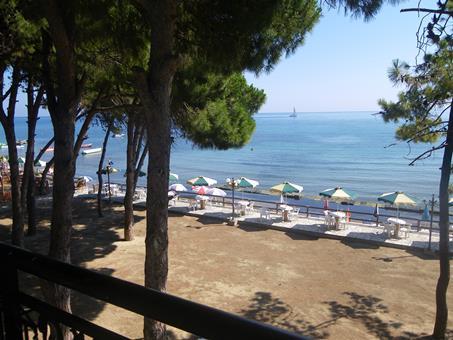 Castello Beach Griekenland Zakynthos Argassi sfeerfoto 2