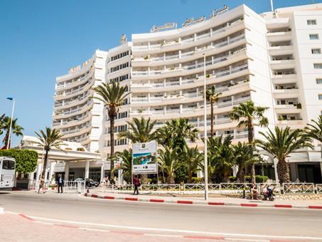 Riadh Palms Tunesië Golf van Hammamet Sousse sfeerfoto 2