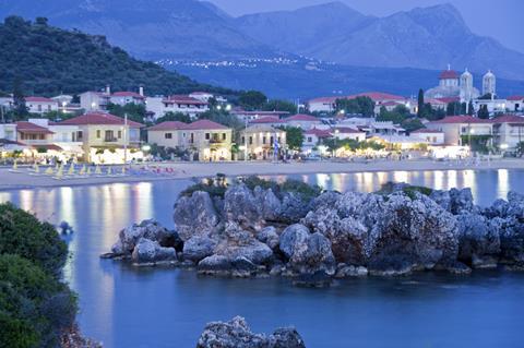 8-daagse rondreis Peloponnesos - wielrennen