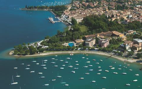 Parc Hotel Gritti Italië Gardameer Bardolino sfeerfoto 4