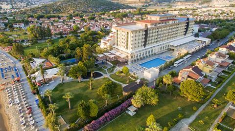 Ephesia Turkije Noord-Egeïsche Kust Kusadasi  sfeerfoto groot